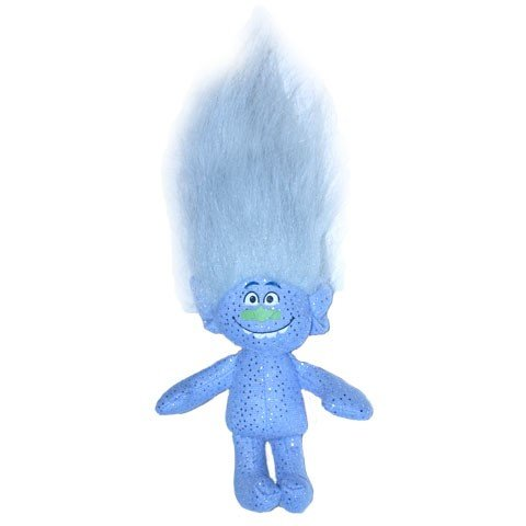 Figurina de plus Guy Diamond Trolls 15 cm